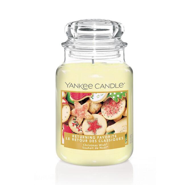 Yankee Candle Christmas Wish Large Jar
