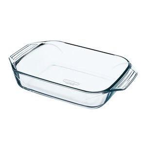 Pyrex Optimum Oblong Roaster 28cm x 17cm