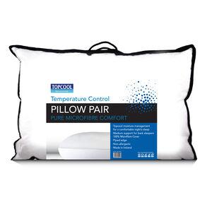 Topcool Temperature Control Pillow Pair