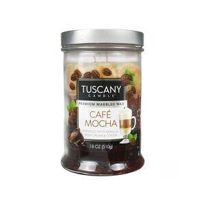 Tuscany Triple Pour Candle Café Mocha