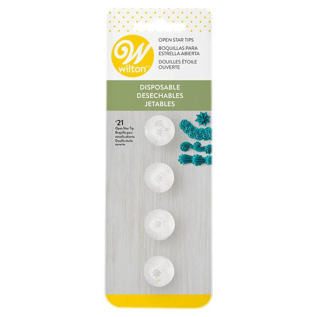 Wilton Disposable Tip Set - 4 Pack