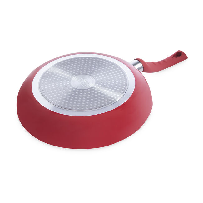 Tower Ceramic Red Frying Pan 28cm