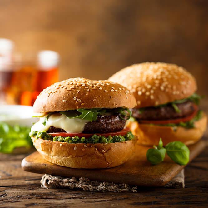 Easy Burger Recipes