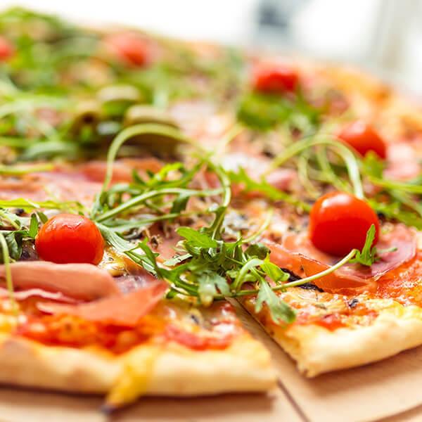 No Fuss Pizza Crust