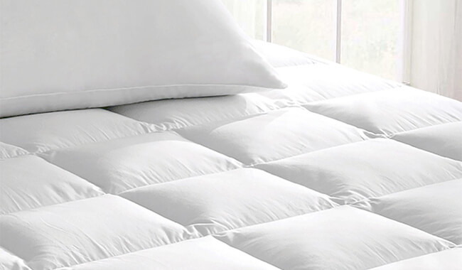 mattress protectors and toppers