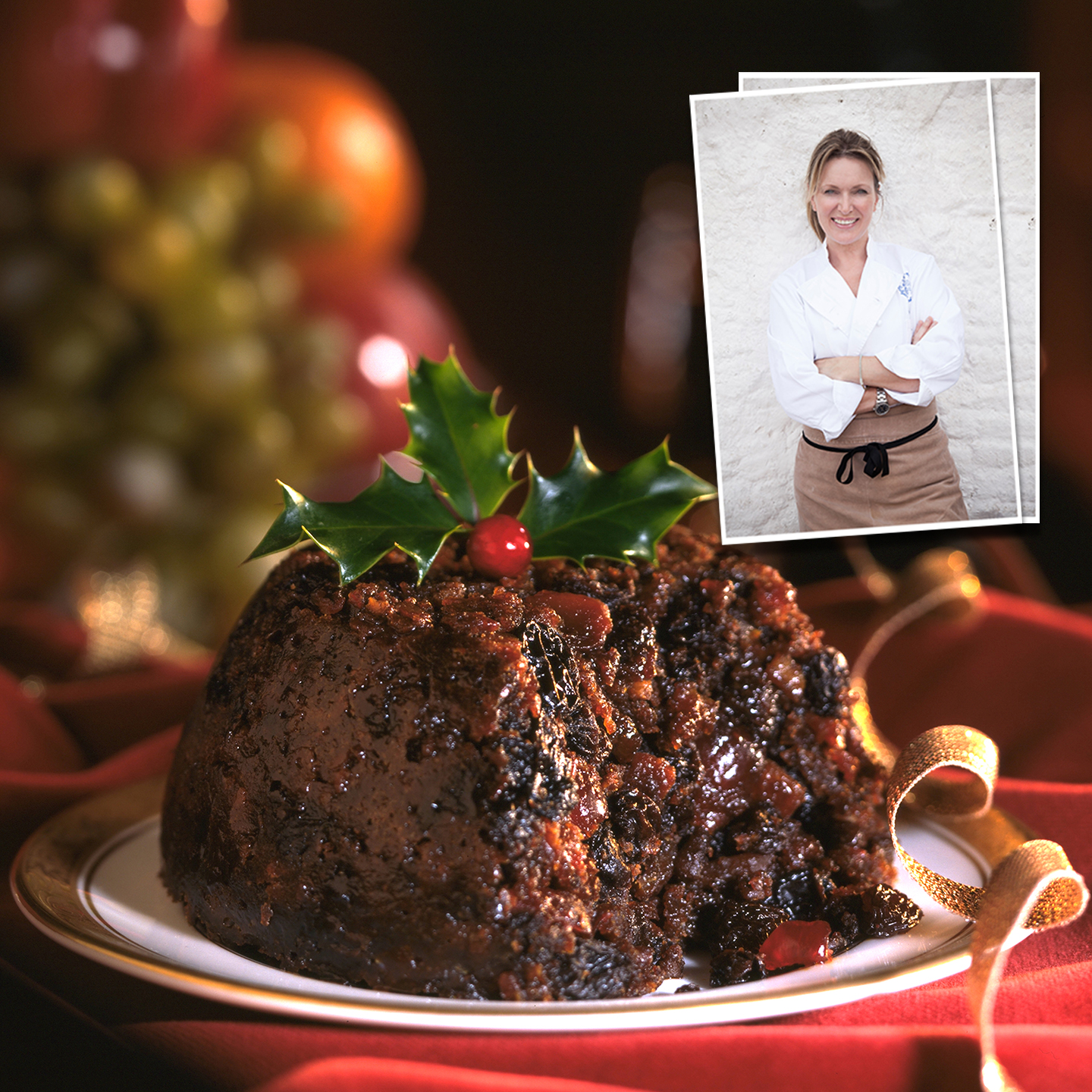 Rachel Allen's Christmas Pudding