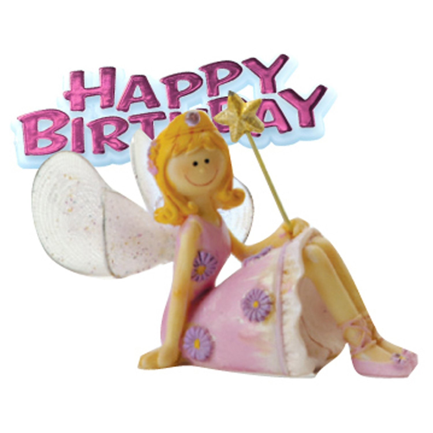 Princess Fairy Sugarcraft Cake Toppers