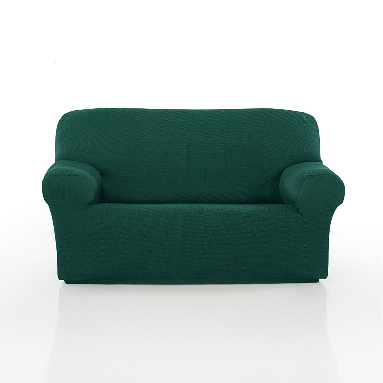 Easystretch 2 Seater Sofa Cover Green 087754