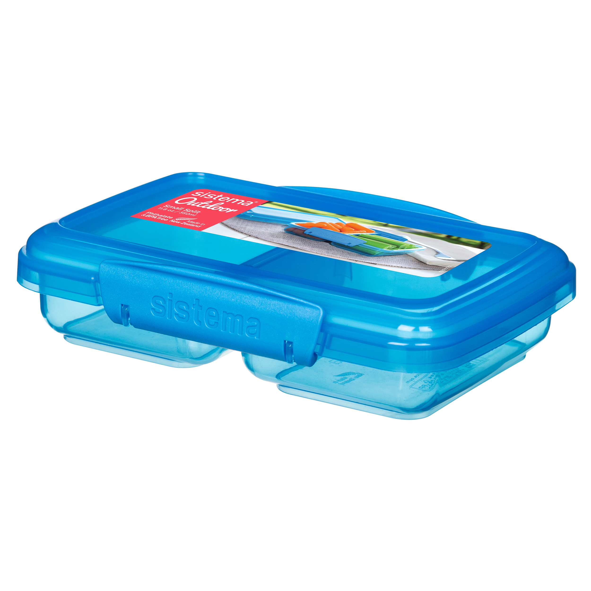 Sistema Outdoor 350ml Split Lunchbox - Home Store + More