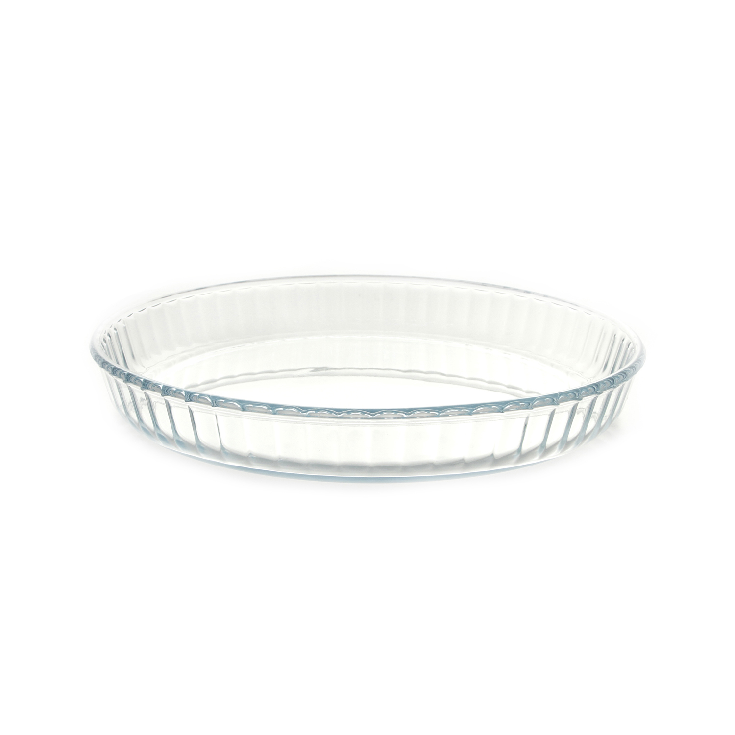 Pyrex Classic Shallow Fluted Flan Dish