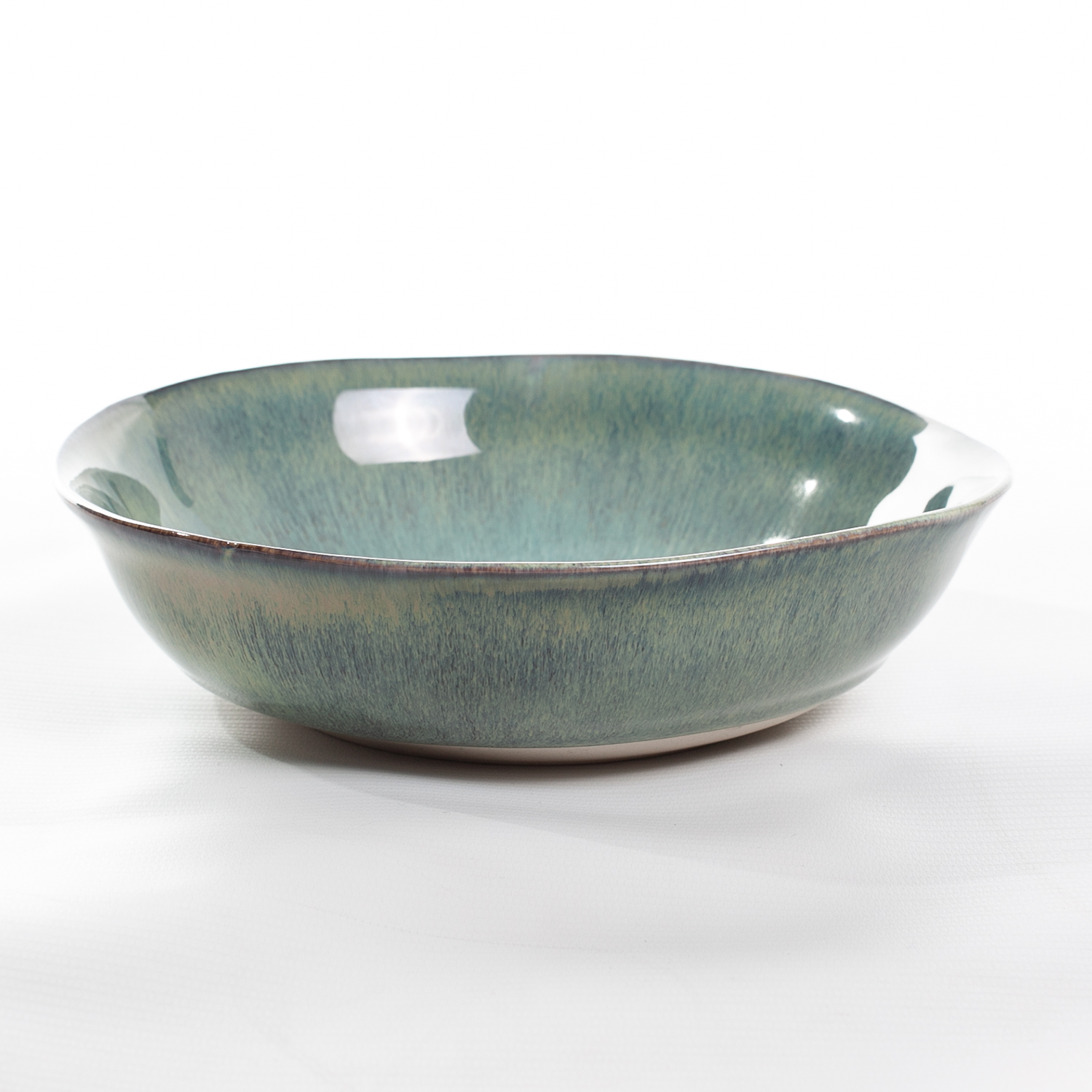 Heritage Halo Sand Cereal Bowl