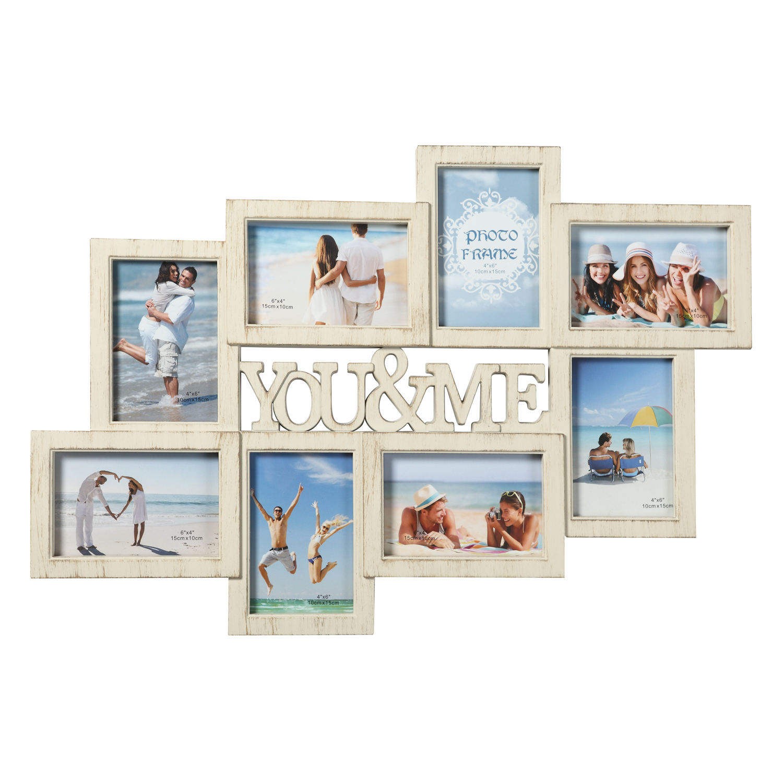 You & Me Multi Cream Frame - Home Store + More