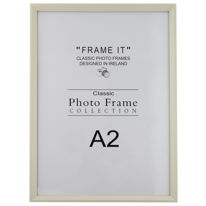 A2 Slim Cream Photo Frame - Home Store + More