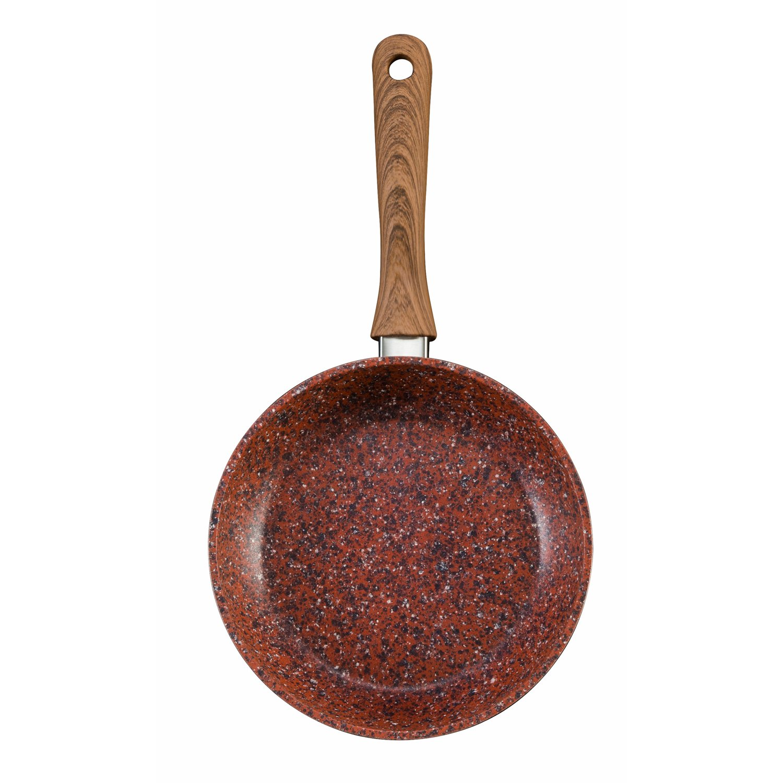 jml copper stone 20cm frying pan home store more. Black Bedroom Furniture Sets. Home Design Ideas